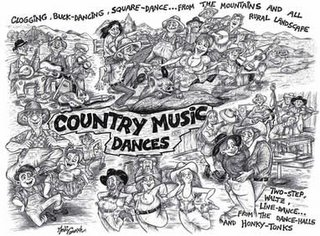 Country dances