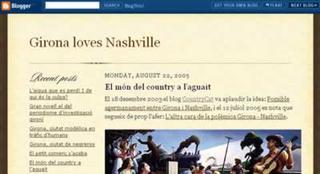 Girona Loves Nashville
