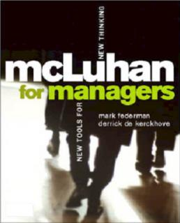 McLuhan for Managers book cover