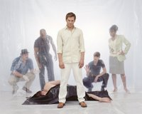 The cast of Dexter