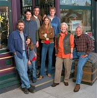 The cast of Everwood