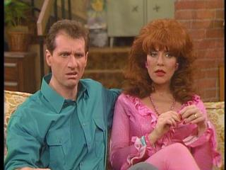Who would you rather see, Peggy Bundy or...