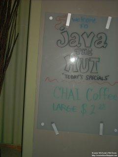 Java the Hut