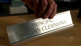 Principal Clemmons