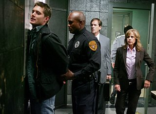 Linda Blair on Supernatural 2