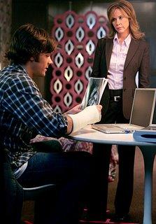 Linda Blair on Supernatural 1