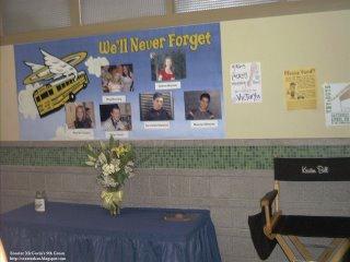 The bus crash victims