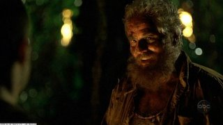 Yeah, that beard looks as bad as Jack's flashback mullet