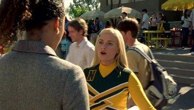 Madison Sinclair - cheerleader