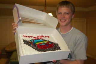 Cake for Rick
