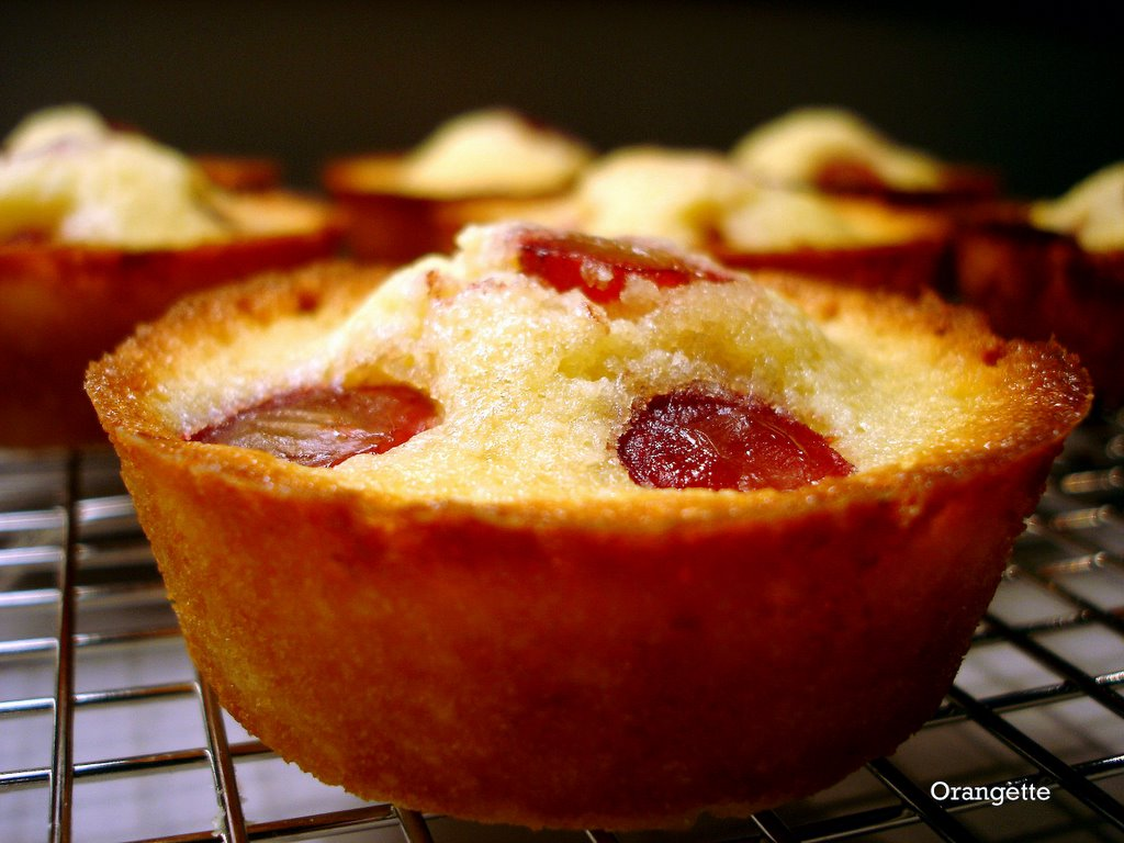 Almond Financier Tartlets Recipes — Dishmaps