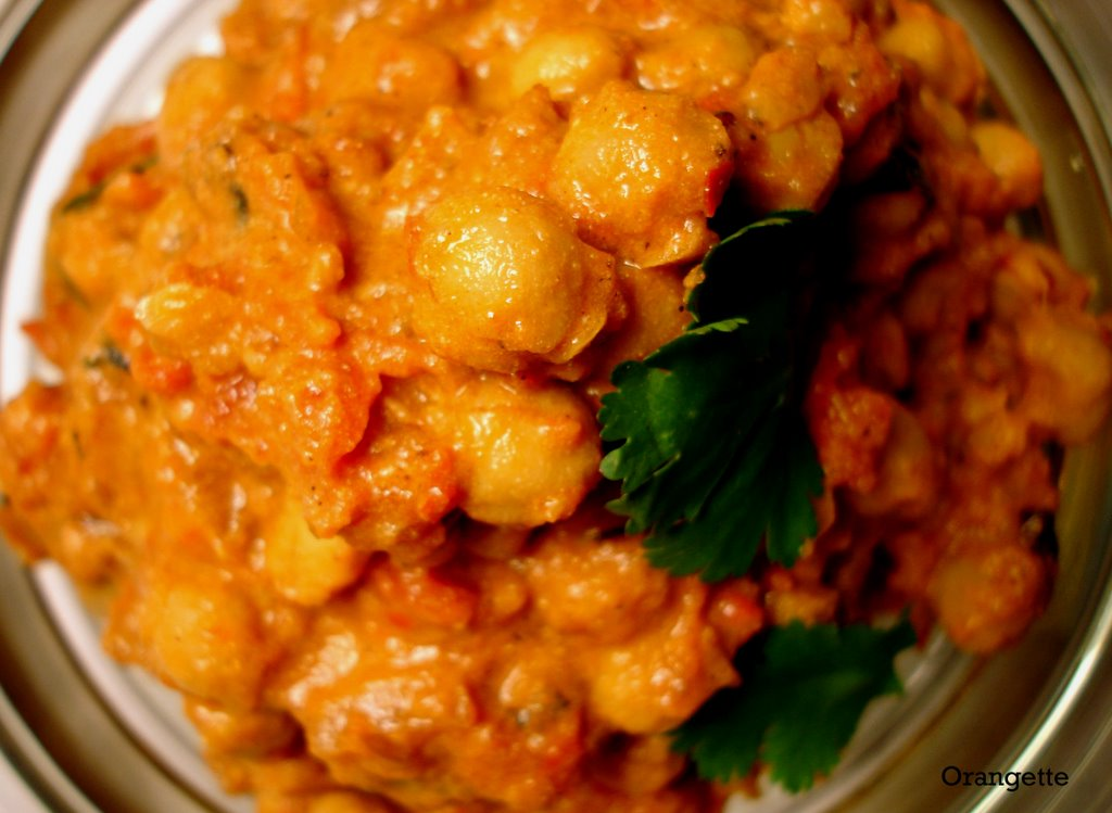 finest chana masala to ever flirt with her lips she s bound to start ...