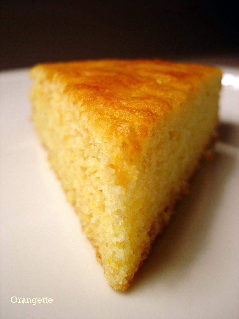Blackberry Cornmeal Cake Recipe — Dishmaps