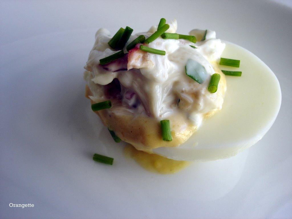 Italian-Style Deviled Eggs Recipes — Dishmaps
