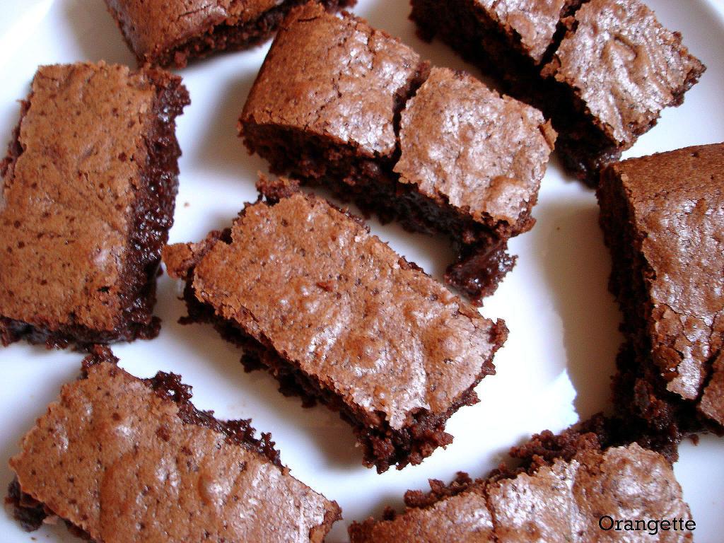 Orangette chocolate cake