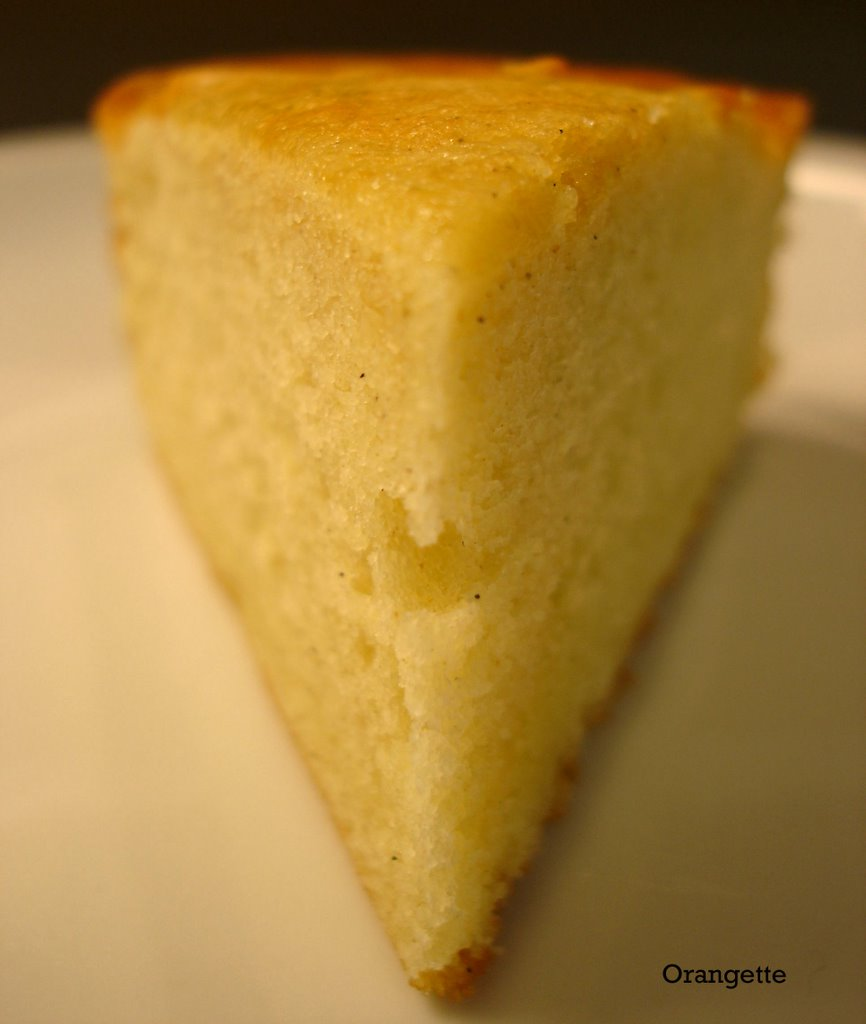 Moist Yellow Cake Recipe With Pudding From Scratch