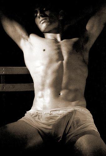 фото возбужденного голого мужчины