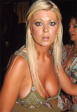 Tara reids breast implants