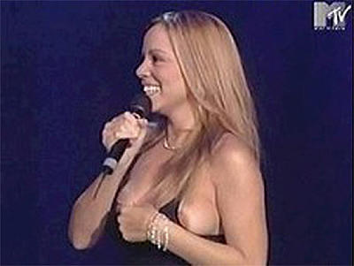 Free naked Carey picture mariah