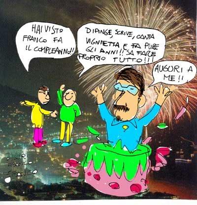 Eccezionale Semplicemente Franco: TANTI AUGURI DI BUON COMPLEANNO FRANCO!!!!!! QI12