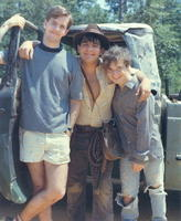 eric zala, chris strompolos (as indy) and jayson lamb