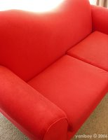 big red sofa 2006