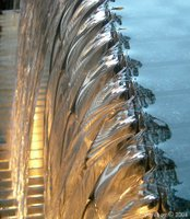 fountain - silver and gold 2006