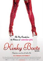 kinky boots - inspiration comes from all walks of life