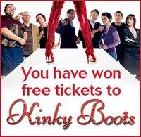 free tickets!