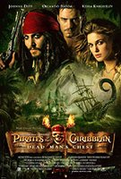 pirates of the caribbean: dead man's chest - jack's back