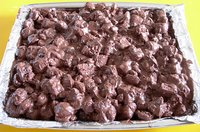rocky road done