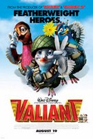 valiant - featherweight heros