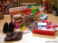 presents!!! 2005