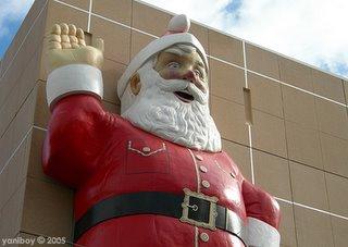 big santa 2005