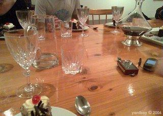 j's dinner party