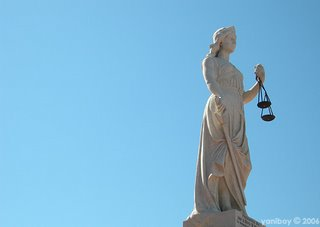 lady justice 2006
