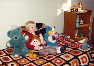 teddies in the 70's