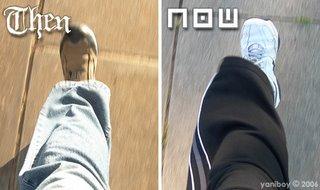 walking 2005-2006