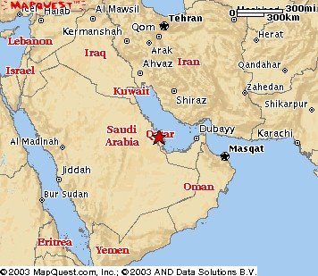 So Where Is Doha Great World Run Findlay Young - Where is doha
