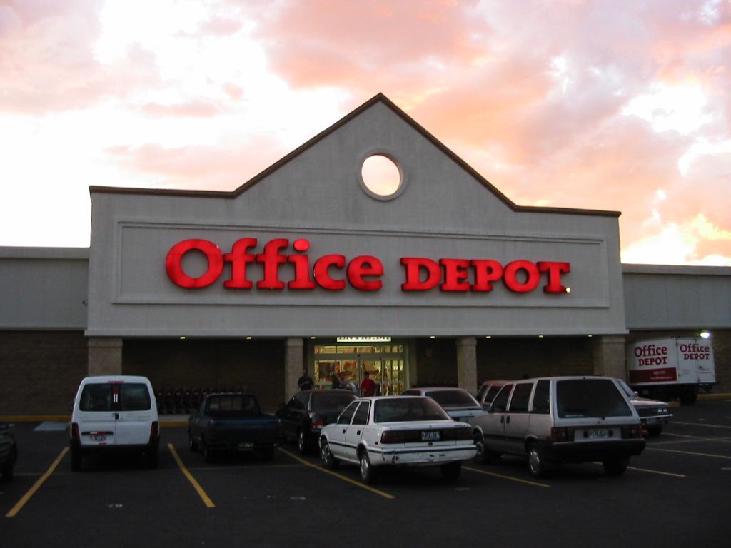 Thursday, August 31, 2006. CONSUMER ALERT: BOYCOTT. OFFICE DEPOT
