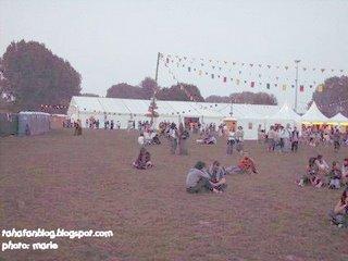 Vue du Festival