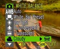 Balance de blancos - White balance
