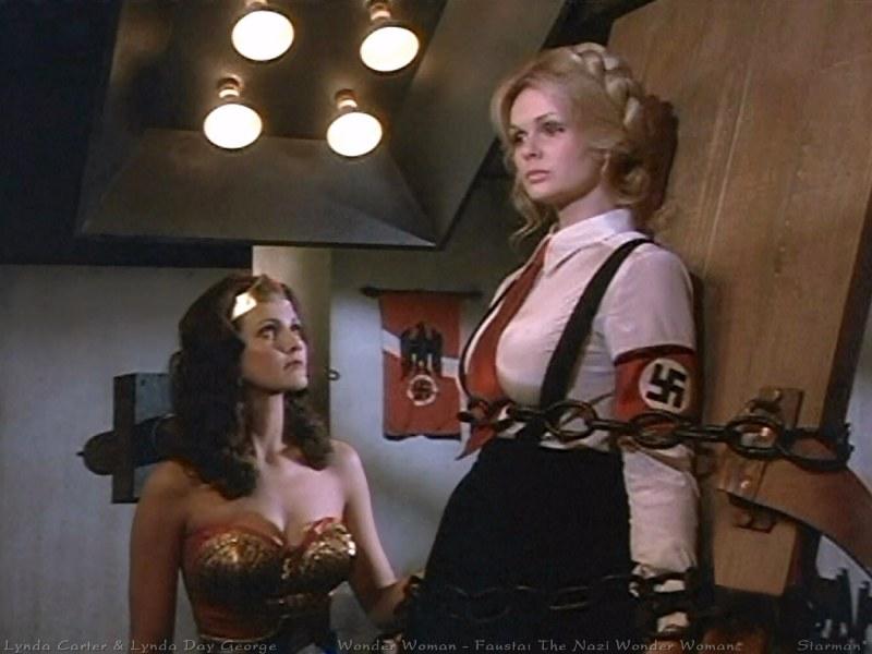 Nazi bondage wonder woman