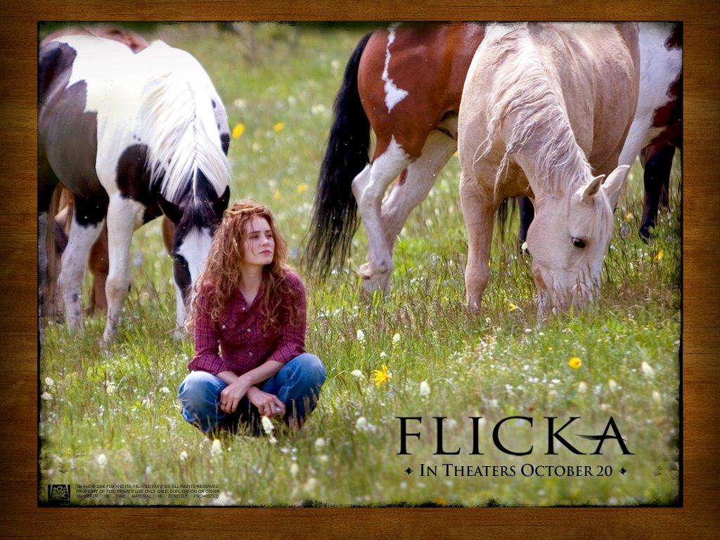 Simple   Wallpaper Horse Flicka - desktop_girl_horses  Pictures_488160.jpg