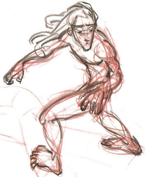 Disney Character Design Tarzan : The art of glen keane tarzan