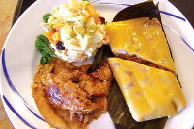 Talento venezolano diciembre 2005 for Cocina venezolana