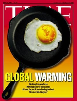 Climbing temperatures. Melting glaciers. Rising seas. All over the earth we're feeling the heat. Why isn't Washington?