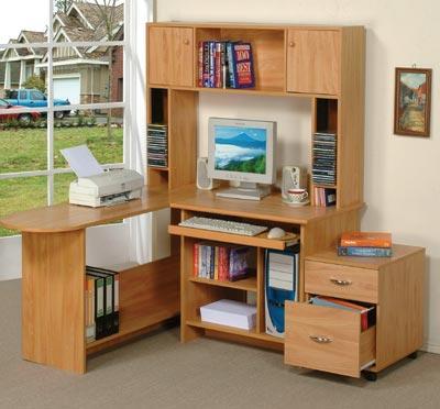 Muebles para hogar oficina muebles para computadora for Muebles de escritorio precios