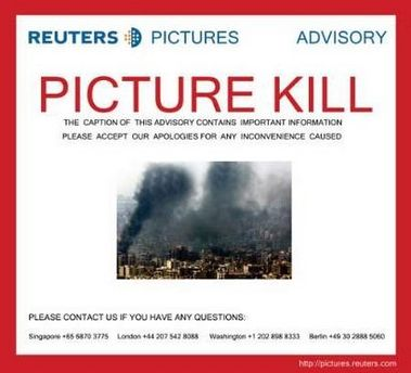 Reuters Picture Kill
