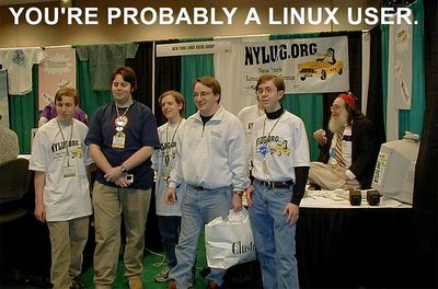 Linux Geeks - Funny Picture